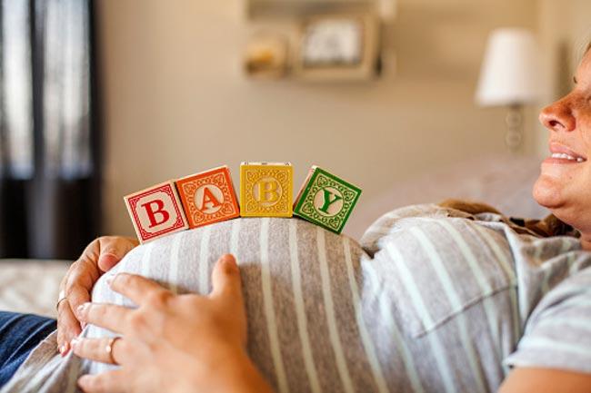 गर्भावस्था पर विटामिन ए का असर