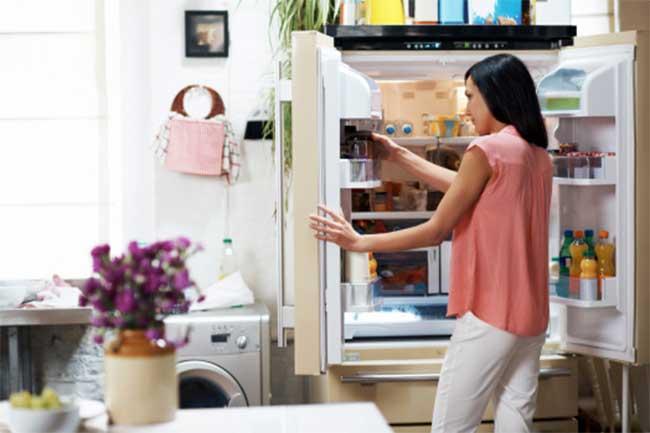 फ्रिज में न रखें