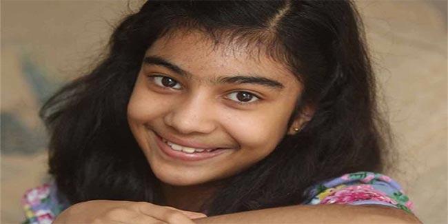 आइंसटीन से भी तेज है 12 साल की भारतीय मूल की लड़की का आईक्यू