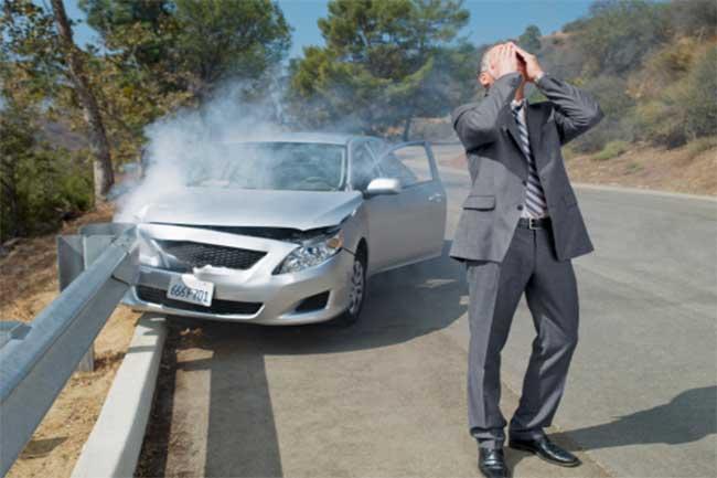 दुर्घटना और गलतियां