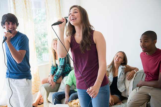 गानें और मानसिकता