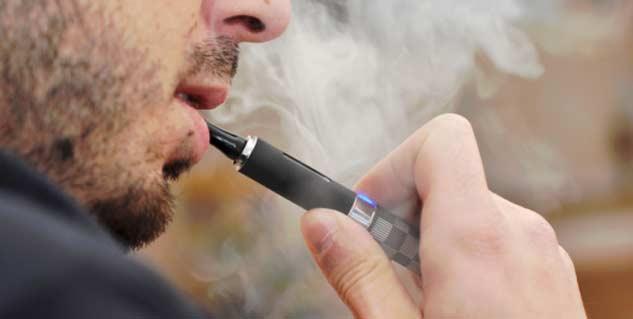 e-cigarettes can cause cancer