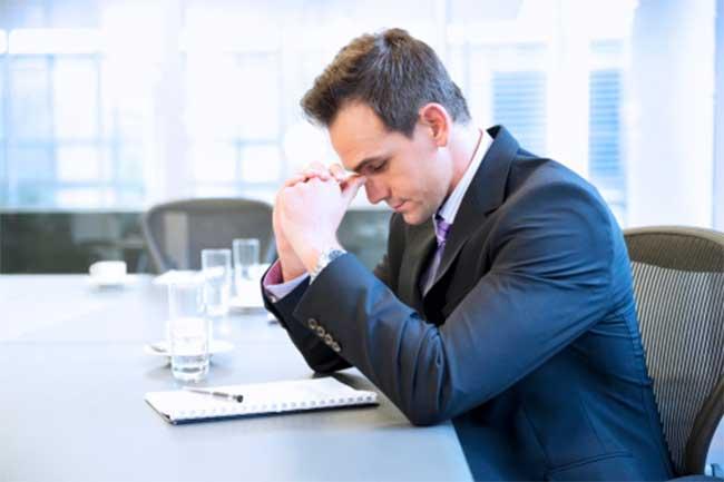 तनाव: सोच और ध्यान का अपहरण