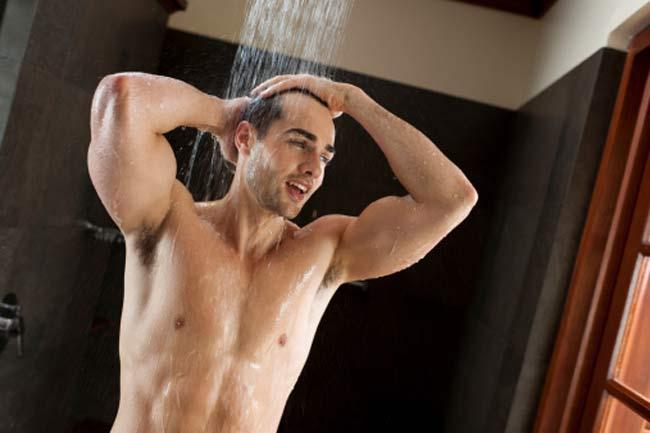 गर्म नहाने का सही तरीका
