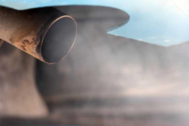 खतरनाक डीजल का धुआं