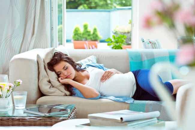 गर्भावस्था: बच्चे के मस्तिष्क पर असर