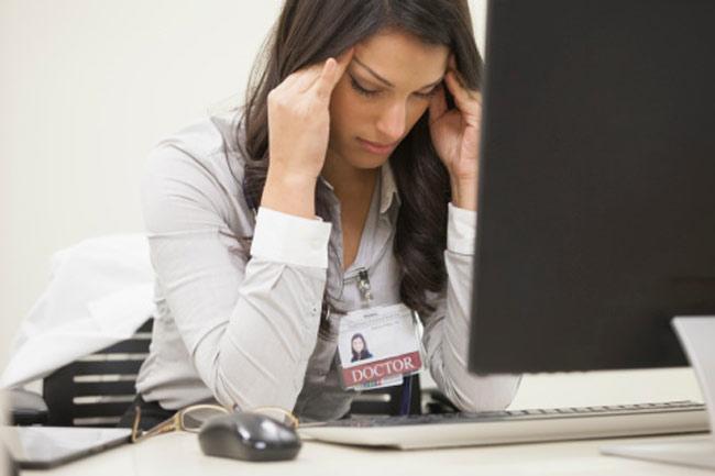 नौकरी का तनाव