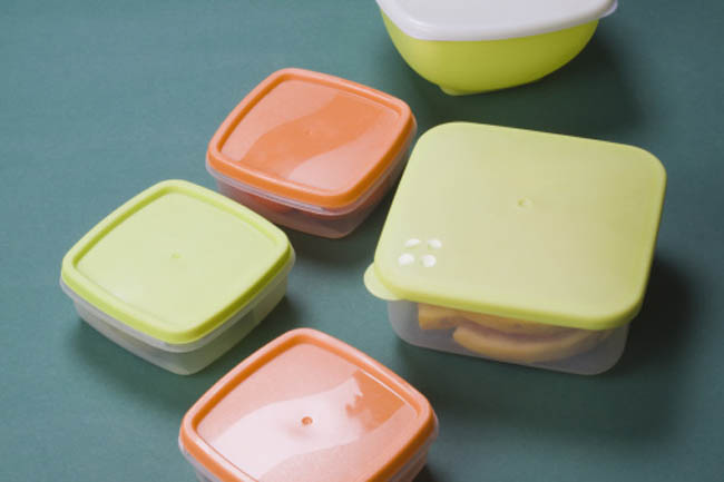 Get Rid of Plastic Containers