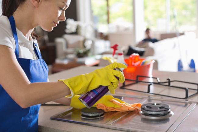 उपकरणों को भी साफ करें