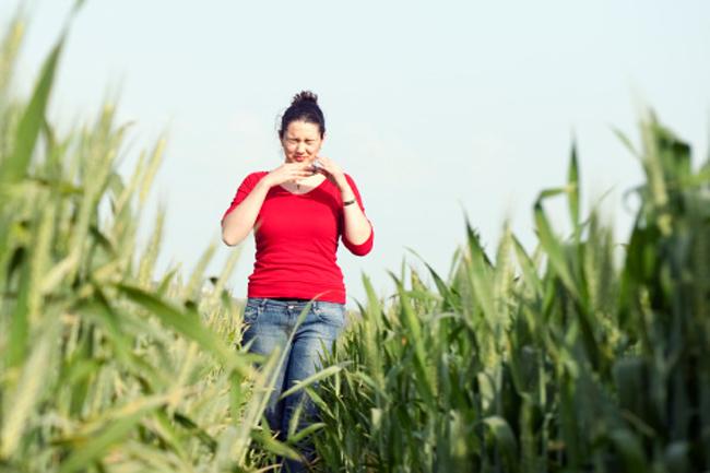 सांस फूलना या सांस ठीक से न ले पाना