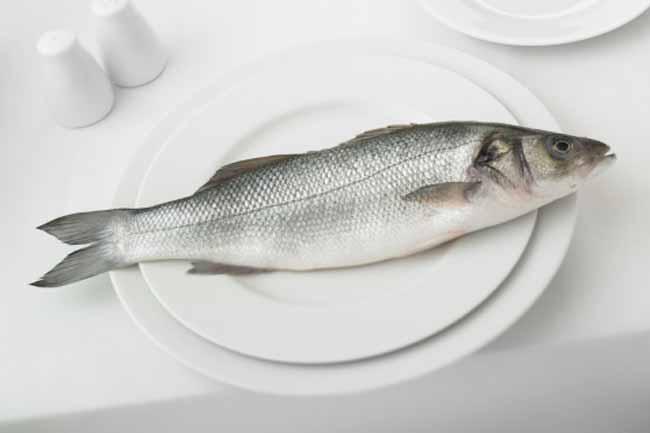मछली और मीट
