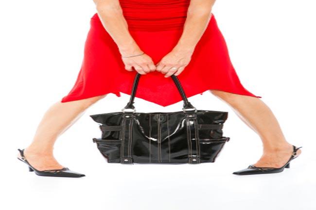 बड़े और भारी बैग