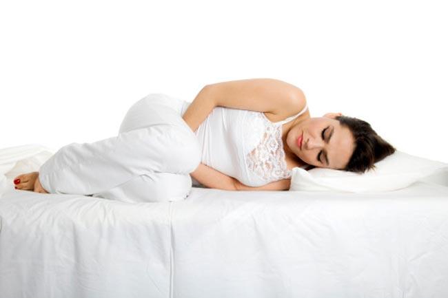 सोने का गलत तरीका