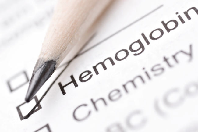 Get Your Haemoglobin Checked Twice A Year