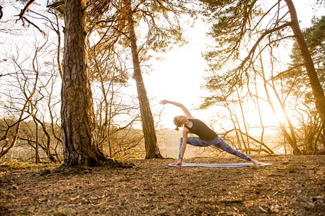 योग से दूर करें तनाव