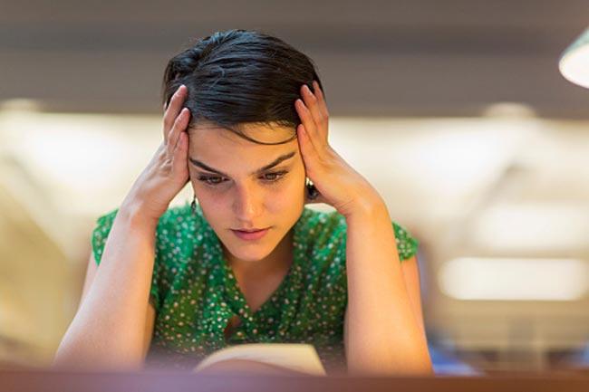 तनाव से पाचन तंत्र पर असर