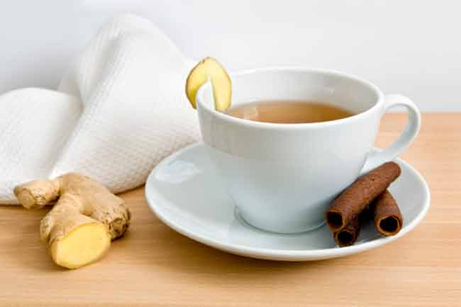 Do Drink Ginger Tea