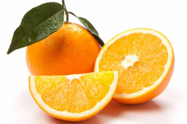 Eat Orange without Squeezing