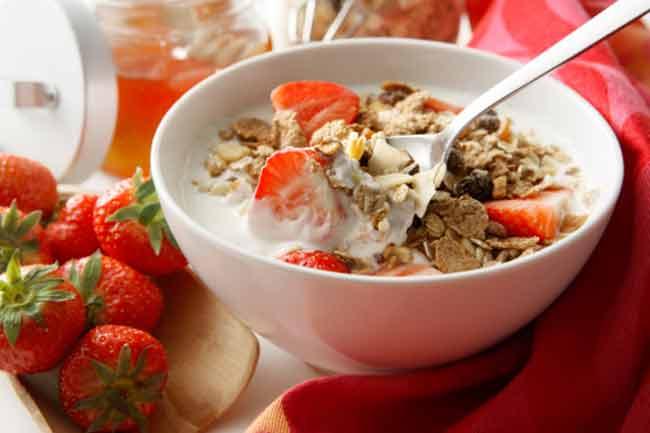 High-fiber Cereal