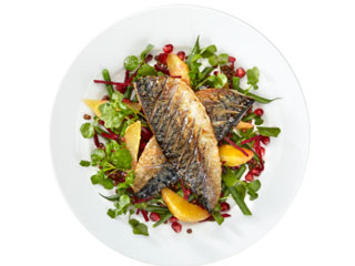 Omega-3 Fatty Acids and Vitamin D can keep the Brain Healthy