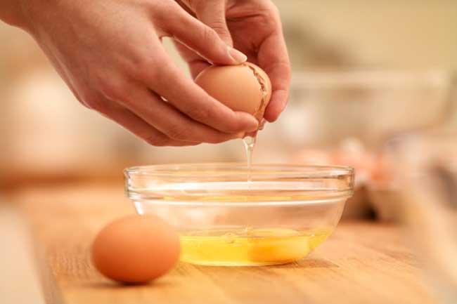 अंडे न खायें