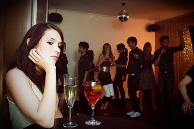 छुट्टियों में सामाजिक चिंता