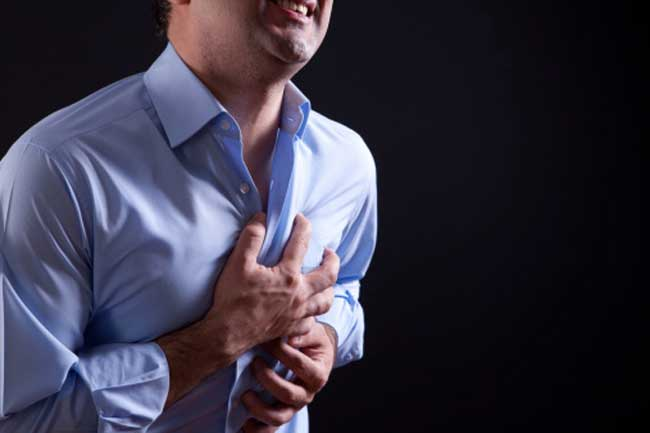 Breathlessness due to Heart Problems
