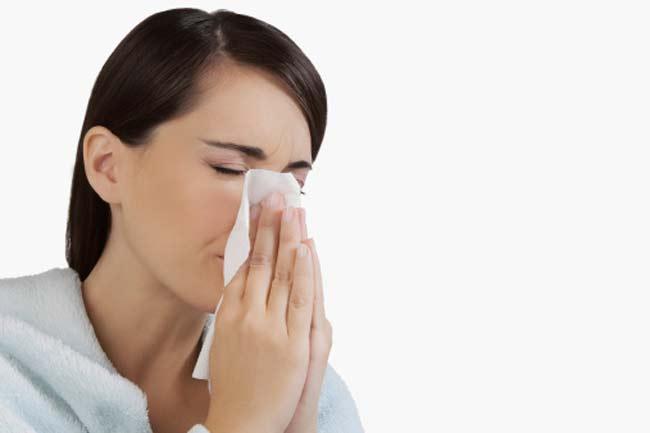 एलर्जी के कारण