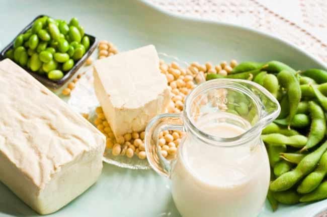 दूध और दूध से बनी चीजें