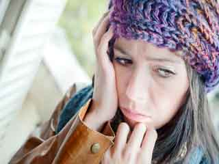 क्यों होता है सर्दियों में अवसाद