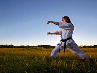 7 Martial art styles for women to protect themselves