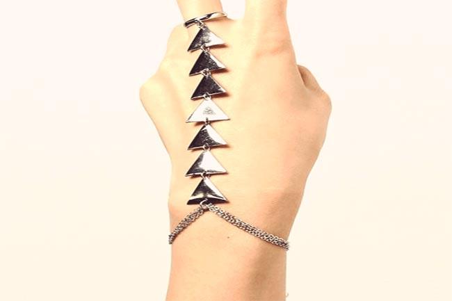 Jewel Cuff Bracelet
