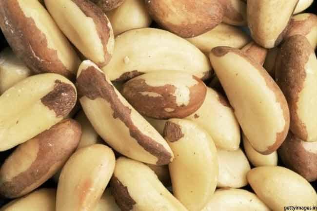 ब्राज़ीलियन नट्स (Brazil nuts)