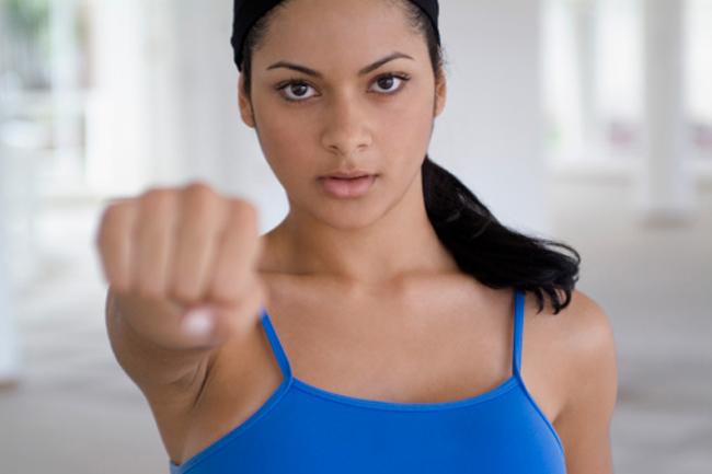 आत्मरक्षा प्रशिक्षण (Self-defense training)