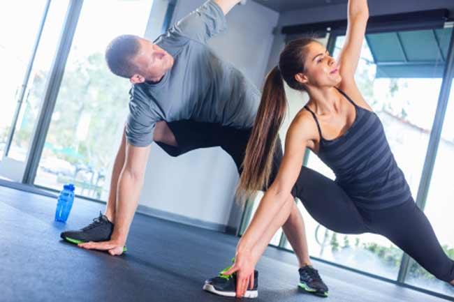 नियमित व्यायाम करें