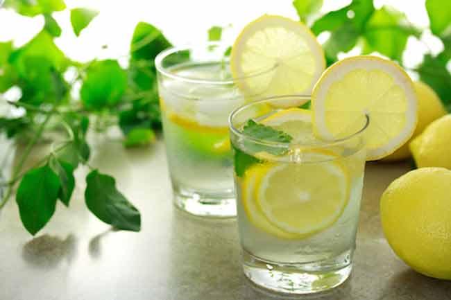 Simple Detox Water