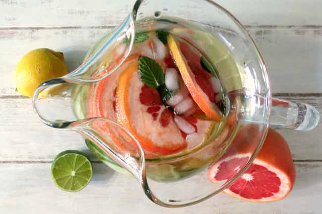 Weight Loss Detox Water