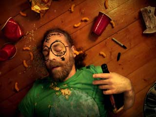 Terrible Things Hangovers do to your Body
