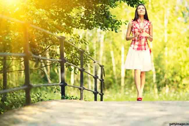 10 हजार सेहत के कदम चलने के फायदे