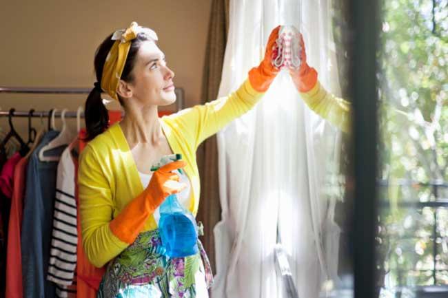 घर को स्वच्छ रखें