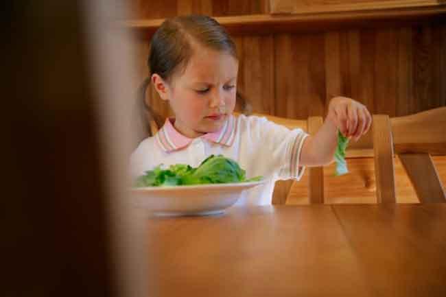 Think Again before Feeding Your Children Bitter Gourds