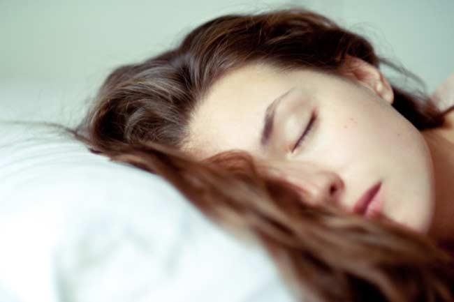 Get Ample Sleep