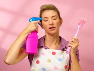 घरेलू कामकाज से कम होता है तनाव