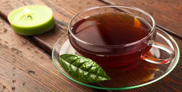 black tea in hindi