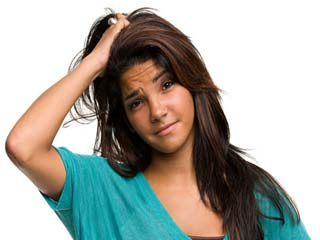 Home remedies to get rid of dry scalp