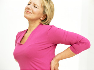Types of back pain and what causes them