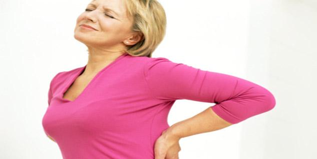 back pain types