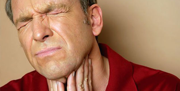 thyroid problems in men
