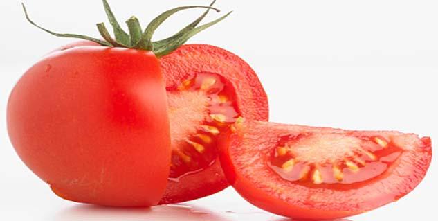 tomatato for acne