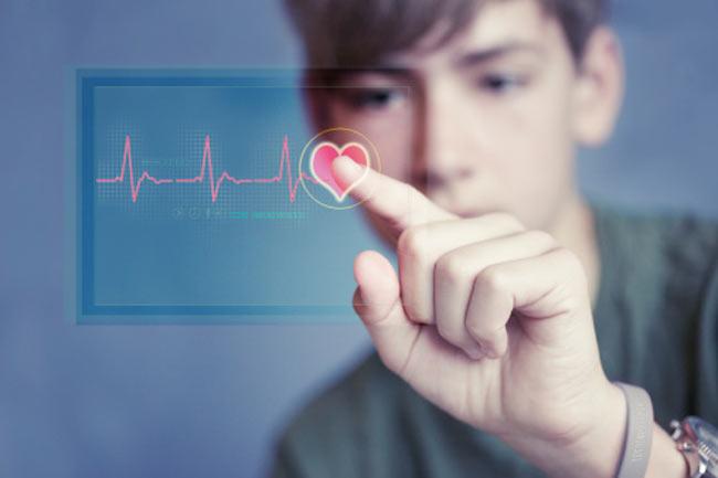 स्वस्थ हृदय के लिये जांच